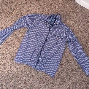 Polo Ralph Lauren Striped pajama top NWOT size med